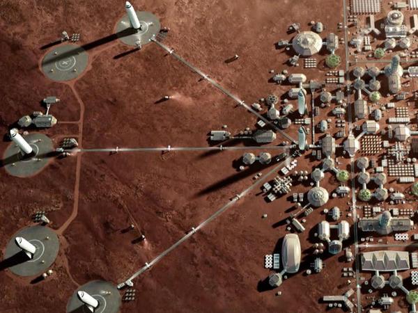Marsda şəhərin inşa edilməsi hansı qiymətə başa gələcək?