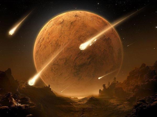 35 milyon illik meteoritin hissələri tapıldı