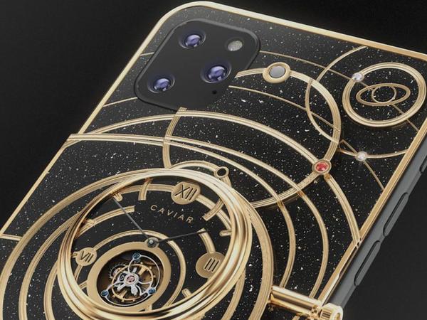 Yalnız 1 ədəd istesal olunacaq xüsusi iPhone 11 dizaynı yayımlanıb - VİDEO
