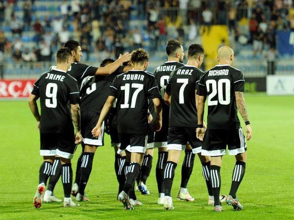 """""""Qarabağ"""" bu gün gedir"""