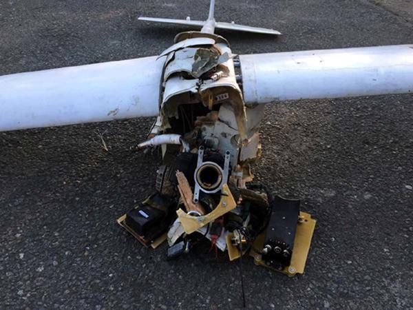 Yəməndəki husilər Damar vilayətində ABŞ-ın dronunu vurduqlarını söylədilər