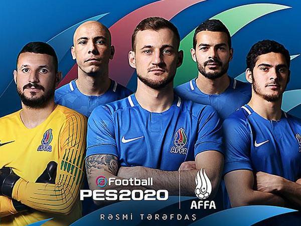 Milli komandamız PES-2020-də
