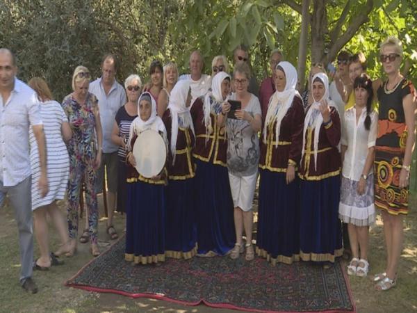 """""""Azərbaycan daim bizim qəlbimizdə olacaq"""" - VİDEO - FOTO"""