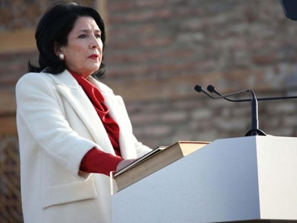 Gürcüstan prezidentinin xeyriyyə fonduna nə qədər pul toplanıb?