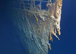 """1912-ci ildə batan Titanik gəmisi illər sonra - <span class=""""color_red"""">FOTO</span>"""