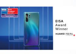 HUAWEI P30 Pro telefonu EISA versiyası üzrə ilin ən yaxşı smartfonu oldu