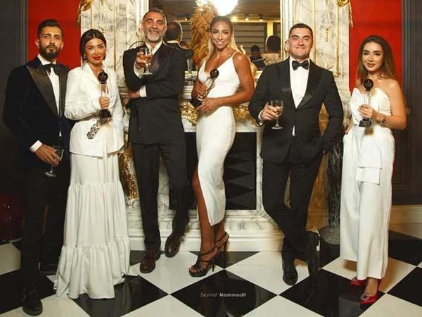 """İkinci dəfə keçirilən Luxury Awards mötəşəm anlarla yadda qaldı - <span class=""""color_red"""">FOTO</span>"""