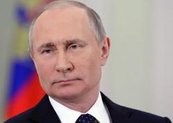 Putin onun barəsində film çəkmək planından xəbərsizdir