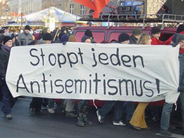 Almaniyada antisemitizmə qarşı mübarizə tədbirləri