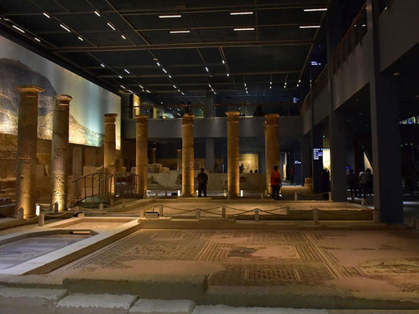 Mozaika muzeyini rekord sayda insan ziyarət edib