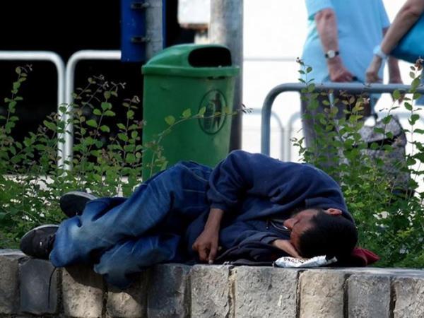 Hollandiyada evsizlərin sayı son 10 ildə iki dəfə artıb