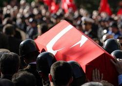 Türkiyə üç şəhid verdi