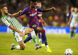 """16 yaşlı futbolçu """"Barselona""""da debüt etdi"""