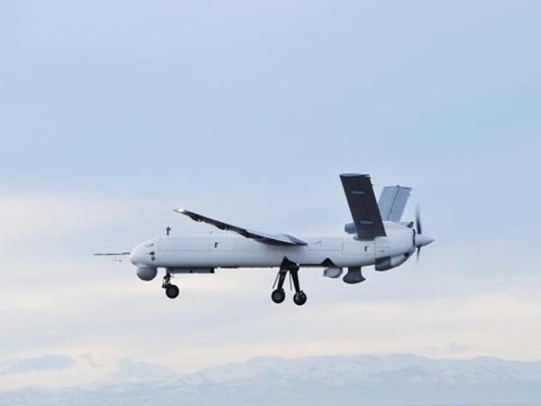Yəmən üsyançılarının buraxdığı iki dron vuruldu