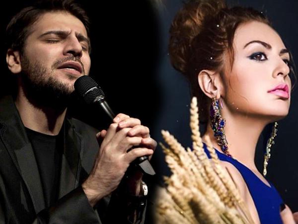 """Sevda Ələkbərzadə Sami Yusufla duet oxudu - <span class=""""color_red"""">VİDEO</span>"""
