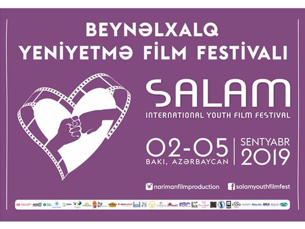 """""""Salam"""" Beynəlxalq Yeniyetmə Kino Festivalını keçiriləcək"""