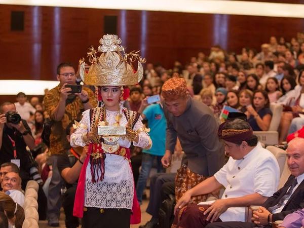 Indoneziya Mədəniyyət Festivalı 2019-cu ilin sentyabr ayında Bakıya gəlir