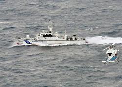Yaponiyanın şimalında göyərtəsində yeddi nəfərin olduğu gəmi itib