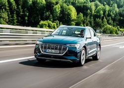 Audi e-tron quattro bir günə 10 ölkənin ərazisindən keçib - VİDEO - FOTO