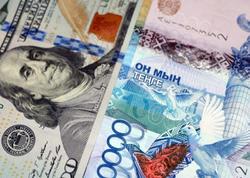 Qazaxıstanın milli valyutası ucuzlaşmaqda davam edir