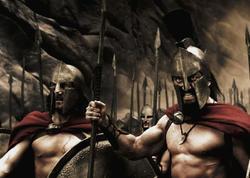 "Cerard Batler ""Bu Spartadır!"" frazasının yaranması tarixçəsini bölüşüb"