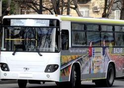 Bu marşrut xətlərinə yeni iritutumlu avtobuslar verilir