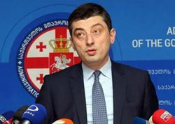 """Tiflis son qərarını verdi: <span class=""""color_red"""">Qaxariya baş nazir gətirilir</span>"""