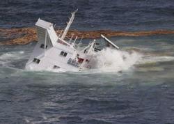 SON DƏQİQƏ! Türkiyə sahillərində gəmi batdı