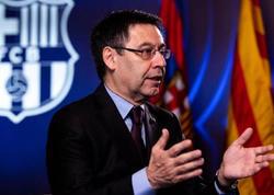 """""""Hər şey bitdi"""" - """"Barselona""""nın prezidenti"""