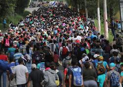 Meksikada 173 qeyri-leqal miqrant saxlanılıb