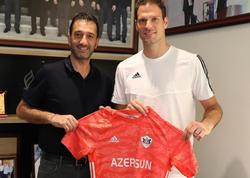 """Asmir Beqoviç """"Qarabağ""""la müqavilə imzaladı"""