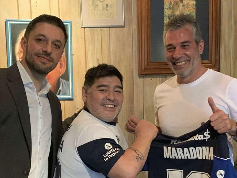 Maradonanın yeni klubu müəyyənləşdi -