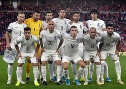UEFA yığmamızın ən yaxşılarının adlarını açıqladı