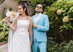 """""""Min bir gecə""""nin aktyoru evləndi - FOTO"""