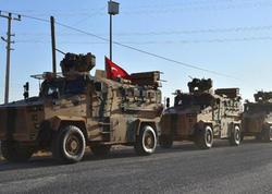 Türkiyə və ABŞ Suriyanın şimalında ilk birgə patrul xidmətinə başlayıb