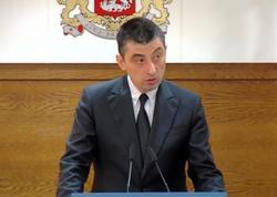 """Gürcüstanda yeni Baş nazir seçildi - <span class=""""color_red"""">Yeni hökumətin tərkibi açıqlandı</span>"""