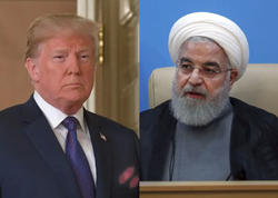 Vəziyyət dəyişir: Boltonun istefasından sonra Tramp Ruhani ilə görüşmək istədiyini bəyan etdi...
