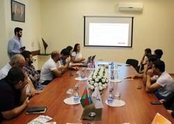 Azərbaycanlı para cüdoçulara anti-dopinq təlimi keçirildi