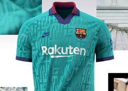 "&quot;Barselona&quot;nın 3-cü forması - <span class=""color_red"">FOTO</span>"