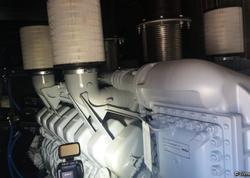 Elektrikin kəsilməsi artıq Bakı metrosuna təsir etməyəcək - Alternativ enerji-dizel stansiyaları istifadəyə hazırdır - FOTO