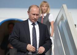 Putin Ankarada Ərdoğan və Ruhani ilə görüşəcək