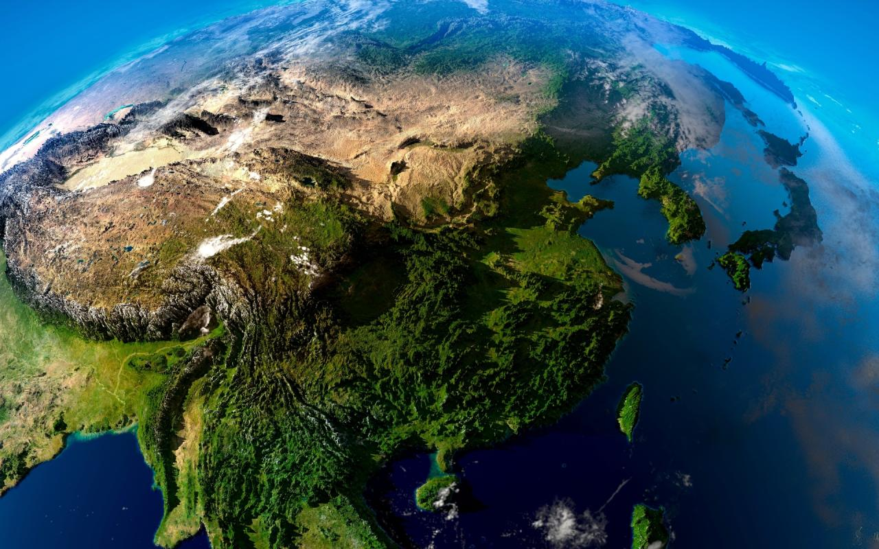 Фото континента евразия