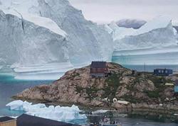 NASA Qrenlandiya buzlaqlarındakı qorxunc dəyişikliyi paylaşdı