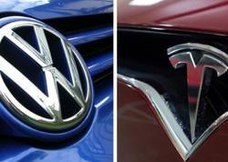 Volkswagen Teslanı almaq istəyib