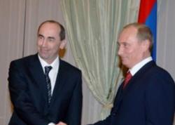 Putin Köçəryanla Yerevan həbsxanasında görüşəcəkmi?