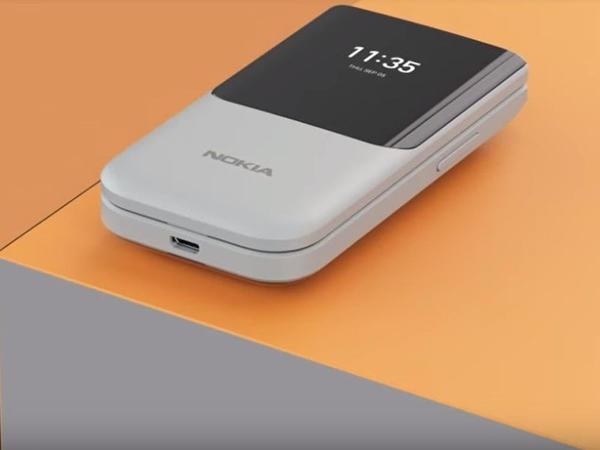 """""""Nokia"""" yeni """"2720 Flip"""" modelini təqdim edib"""