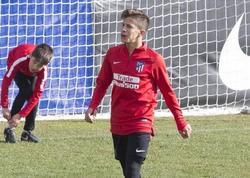 """Simeone oğlunu """"Atletiko""""ya gətirdi"""