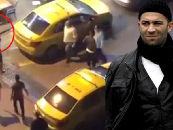 """Arka sokaklar""ın aktyoruna edilən hücumun görüntüləri yayıldı - <span class=""color_red"">VİDEO</span>"