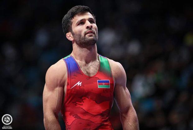 Əzizli Azərbaycana dünya çempionatında ilk medalı qazandırdı