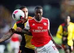 """&quot;Arsenal&quot; üstünlüyü qoruya bilmədi - <span class=""""color_red"""">VİDEO - FOTO</span>"""